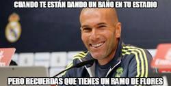 Enlace a Zidane tiene todo bajo control
