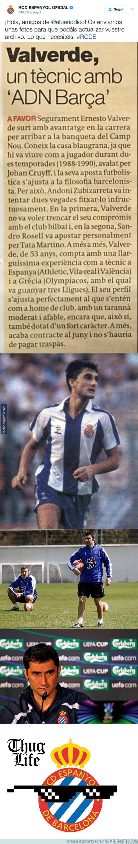 953396 - El RCD Espanyol le mete este zasca al Periódico por pasarse de listos