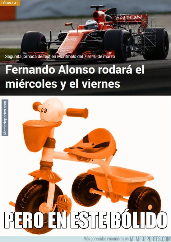 953825 - Los tests de McLaren de la semana que viene