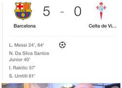 Enlace a Cuando el Barça gana por paliza y Suárez no marca