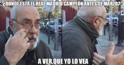Enlace a ¿Dónde está el Real Madrid campeón antes de marzo?