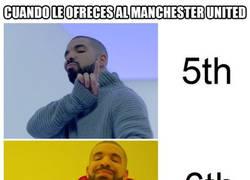 Enlace a El Manchester United sabe lo que quiere esta temporada