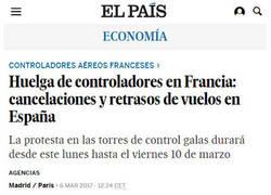 Enlace a La huelga de los controladores aéreos franceses podría perjudicar al PSG