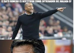 Enlace a Michel, nuevo entrenador del Malaga CF, se acabó la broma
