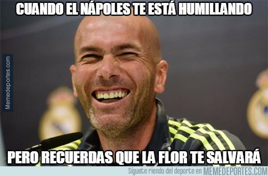 954519 - Zidane lo tiene todo controlado