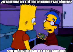 Enlace a BRUTAL LO DEL REAL MADRID