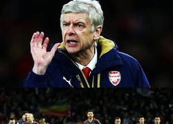 Enlace a Escandaloso lo del Arsenal