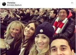 Enlace a Arbeloa sube esta foto con su mujer a instagram y pide el peor rival para el Madrid
