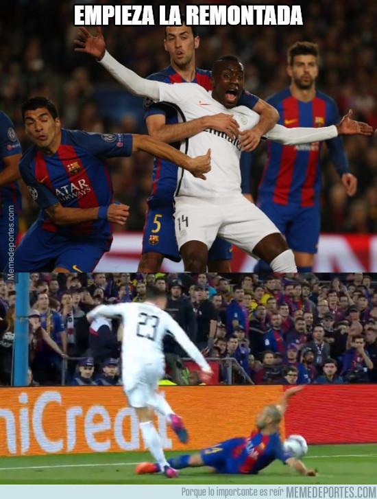 955171 - El Barça tiene todo de cara