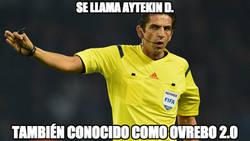 Enlace a El árbitro del Barça-PSG