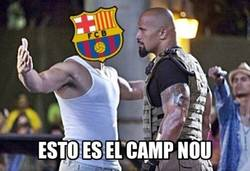 Enlace a Impresionante lo del Barça