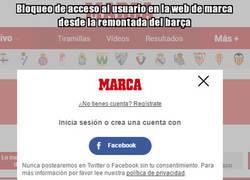 Enlace a WTF: Marca bloquea el acceso de usuarios a la web