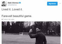 Enlace a Xabi Alonso anuncia su retirada