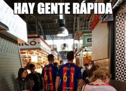 Enlace a Ya circulan por Barcelona estas camisetas de la remontada