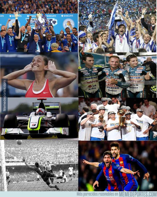 956720 - Momentos inesperados del deporte, ¿sabrías decir cuáles son todos?