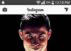Enlace a El troleo de Casillas a esta foto de Cristiano en Instagram