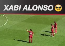 Enlace a VÍDEO: TOP 5 goles de Xabi Alonso cuando estaba en Liverpool