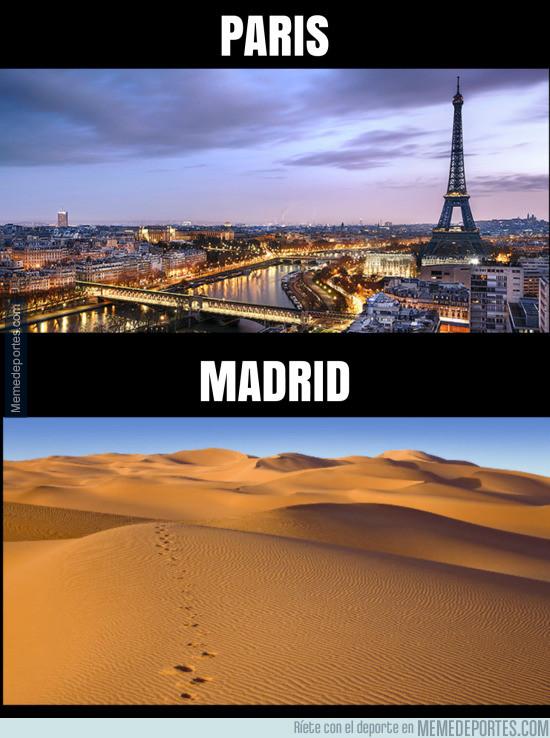 957471 - Así quedaron estas ciudades después de la remontada del Barça