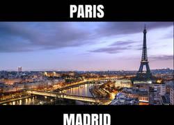 Enlace a Así quedaron estas ciudades después de la remontada del Barça