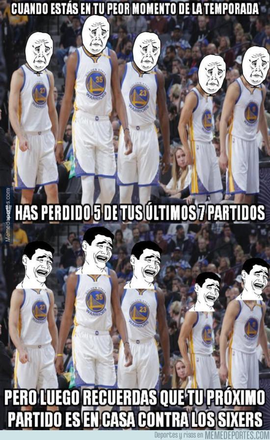 957526 - Los Warriors no están en un buen momento, pero...