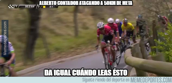 957598 - Alberto Contador lo ha vuelto a hacer