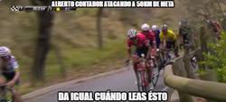 Enlace a Alberto Contador lo ha vuelto a hacer