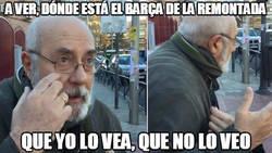 Enlace a Sin rastro del Barça