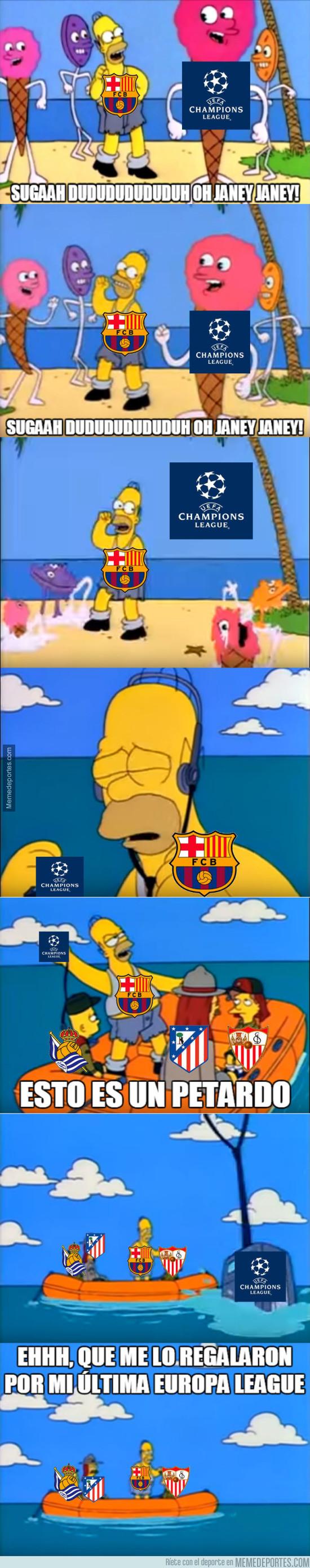 957860 - El Barça se despertó de la Champions