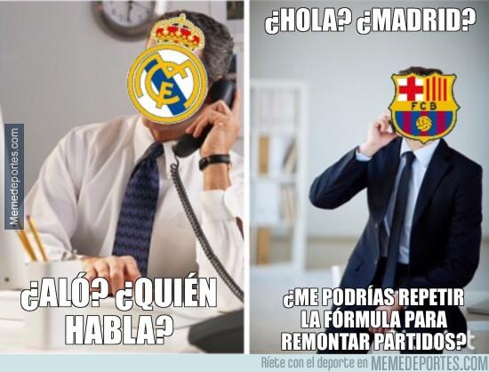 957878 - Ya se le olvidó al Barça cómo remontar
