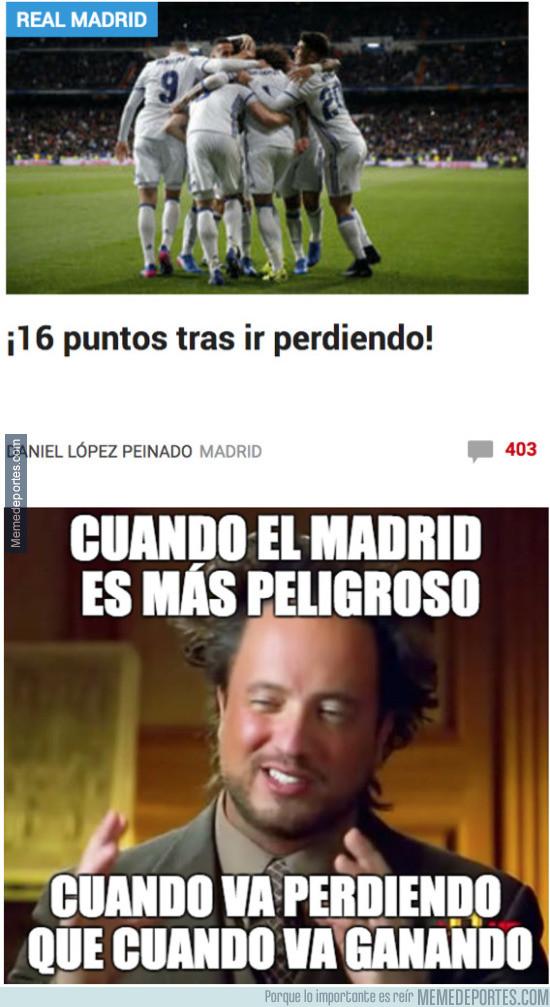958342 - El Madrid es más peligroso cuando va perdiendo, obvio