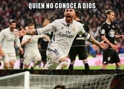 Enlace a El rey de las remontadas es Sergio Ramos