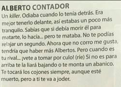 Enlace a La mejor descripción de Contador la hace el