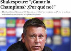 Enlace a ¿El Leicester la Champions? Después de lo de Ranieri no lo merecen