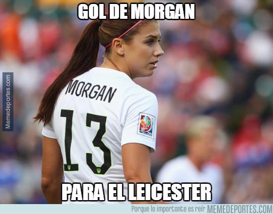 958706 - Morgan le complica la vida al Sevilla