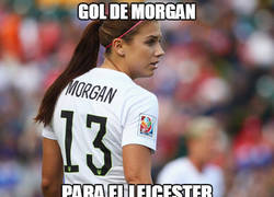 Enlace a Morgan le complica la vida al Sevilla