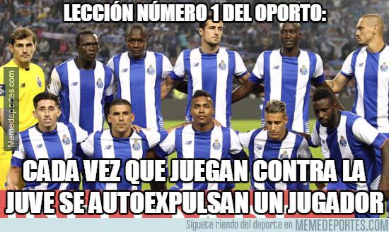 958722 - No falla el Porto