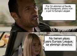 Enlace a Adios al Sevilla en Europa