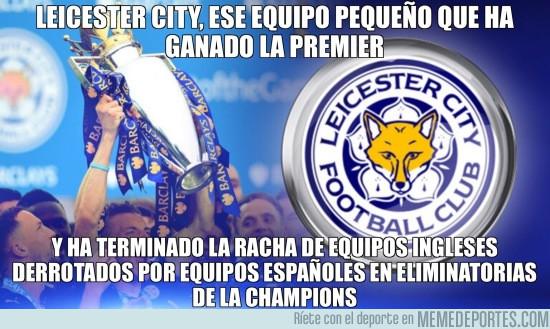 958914 - Los dos récords increíbles que ha logrado el Leicester