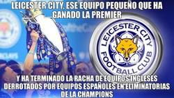 Enlace a Los dos récords increíbles que ha logrado el Leicester