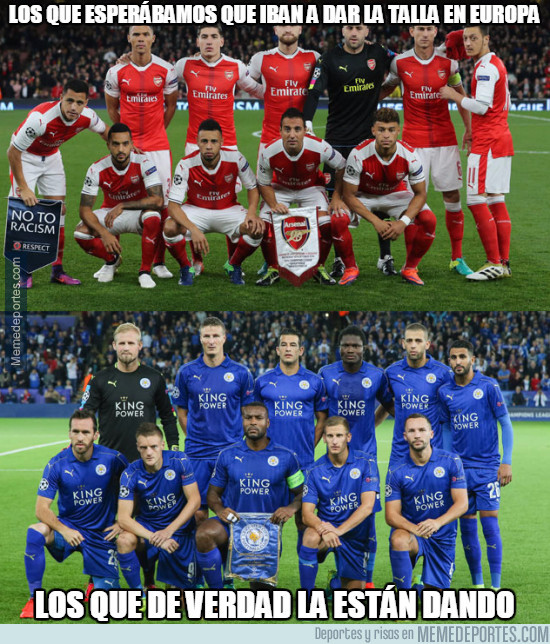 958959 - Banda Arsenal vs Leicester