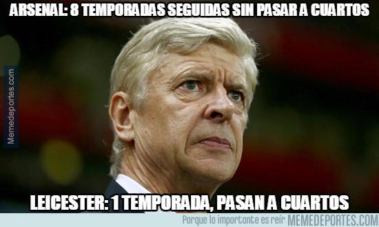 959043 - Gafe total del Arsenal de Wenger