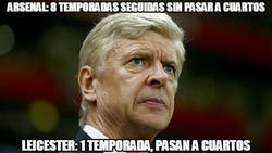 Enlace a Gafe total del Arsenal de Wenger