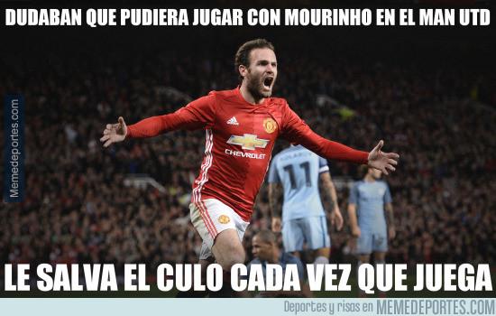 959641 - Juan Mata es el salvador del Man Utd
