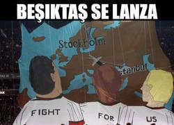 Enlace a A la conquista de Europa