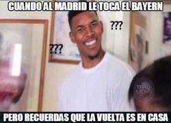 Enlace a Cuando al Madrid le toca el Bayern