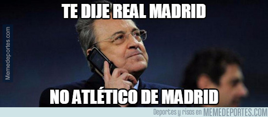 959804 - Te dije Real Madrid