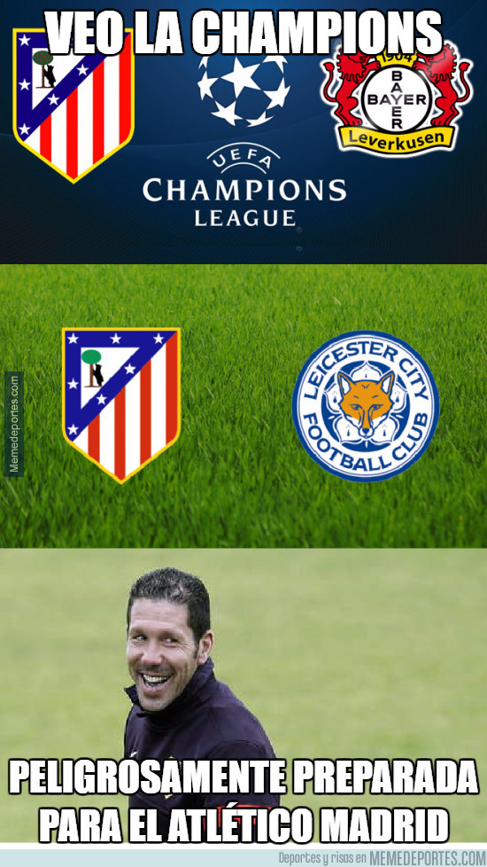 959828 - La Champions está peligrosamente preparada