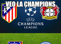 Enlace a La Champions está peligrosamente preparada