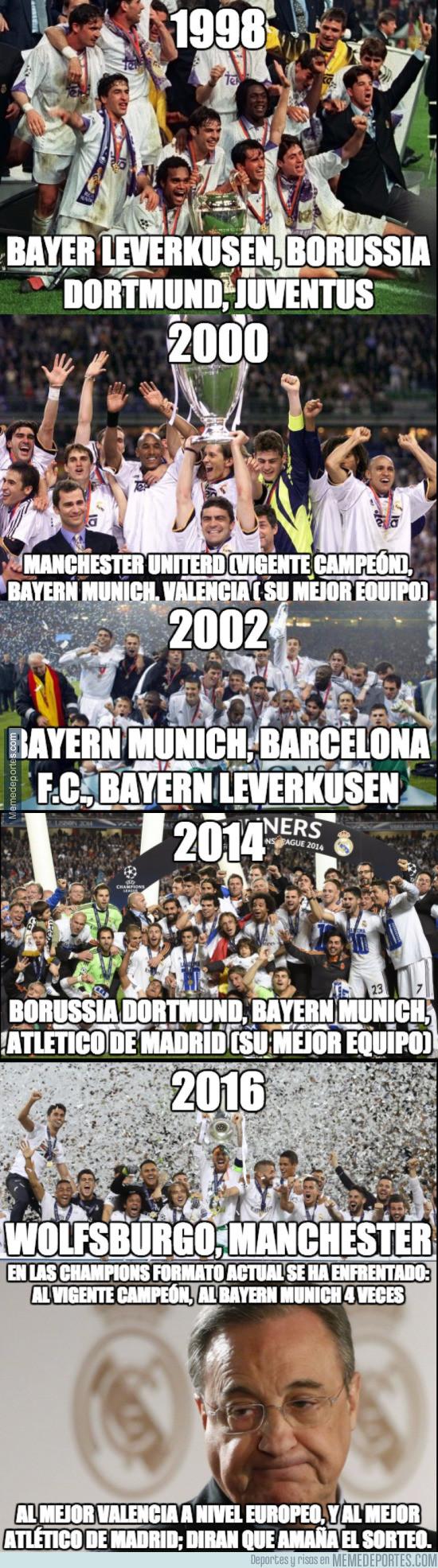 960054 - El Real Madrid convalidando la Bundesliga sin embargo se seguirá hablando de bolas calientes