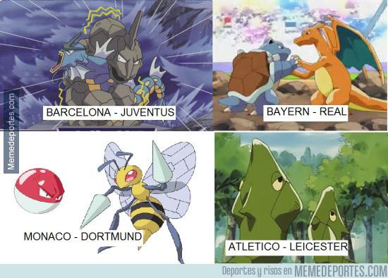 960104 - El sorteo de la Champions versión: Pokémon